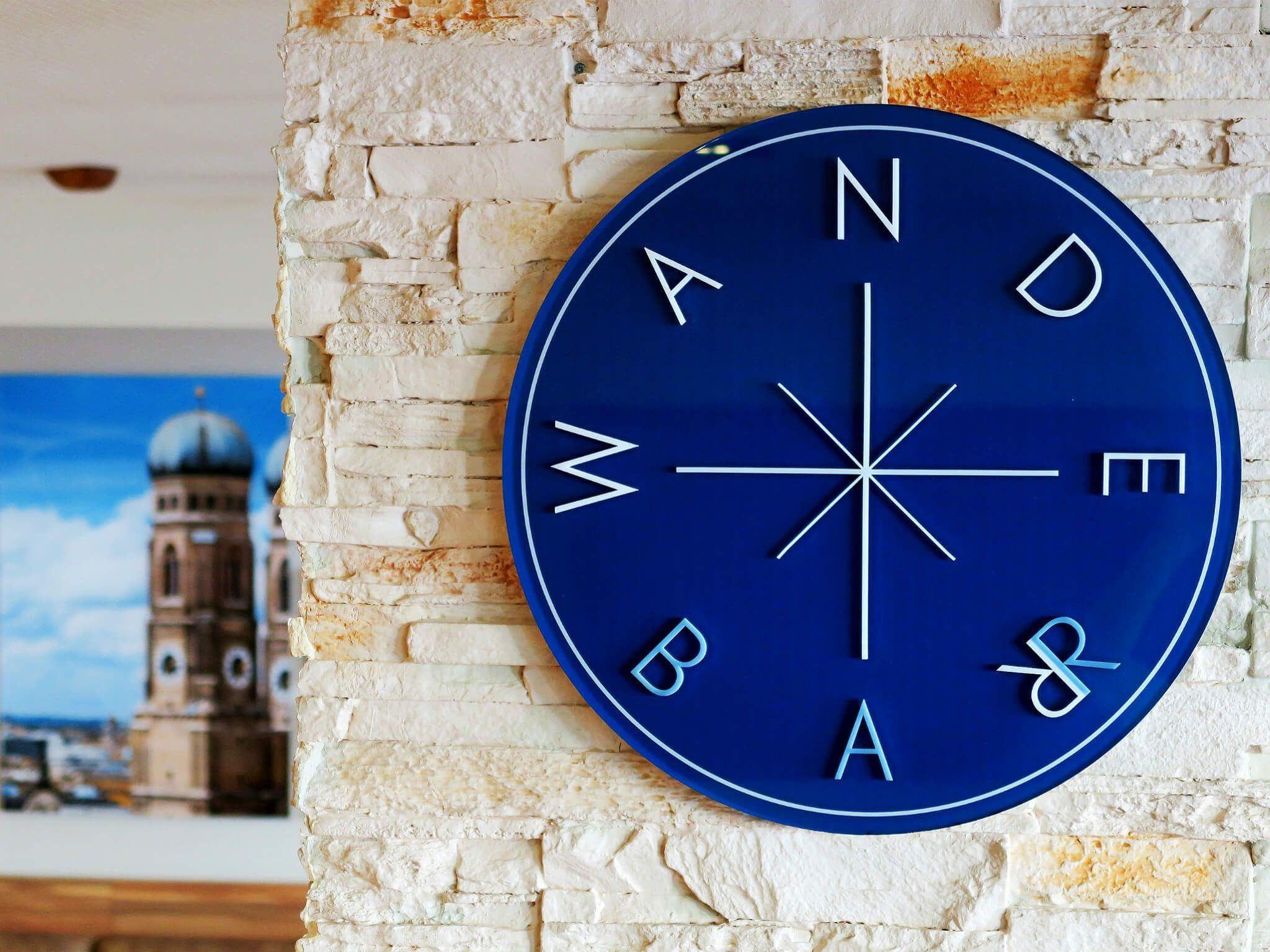 Wanderbar logo - Four Points by Sheraton Munich Central