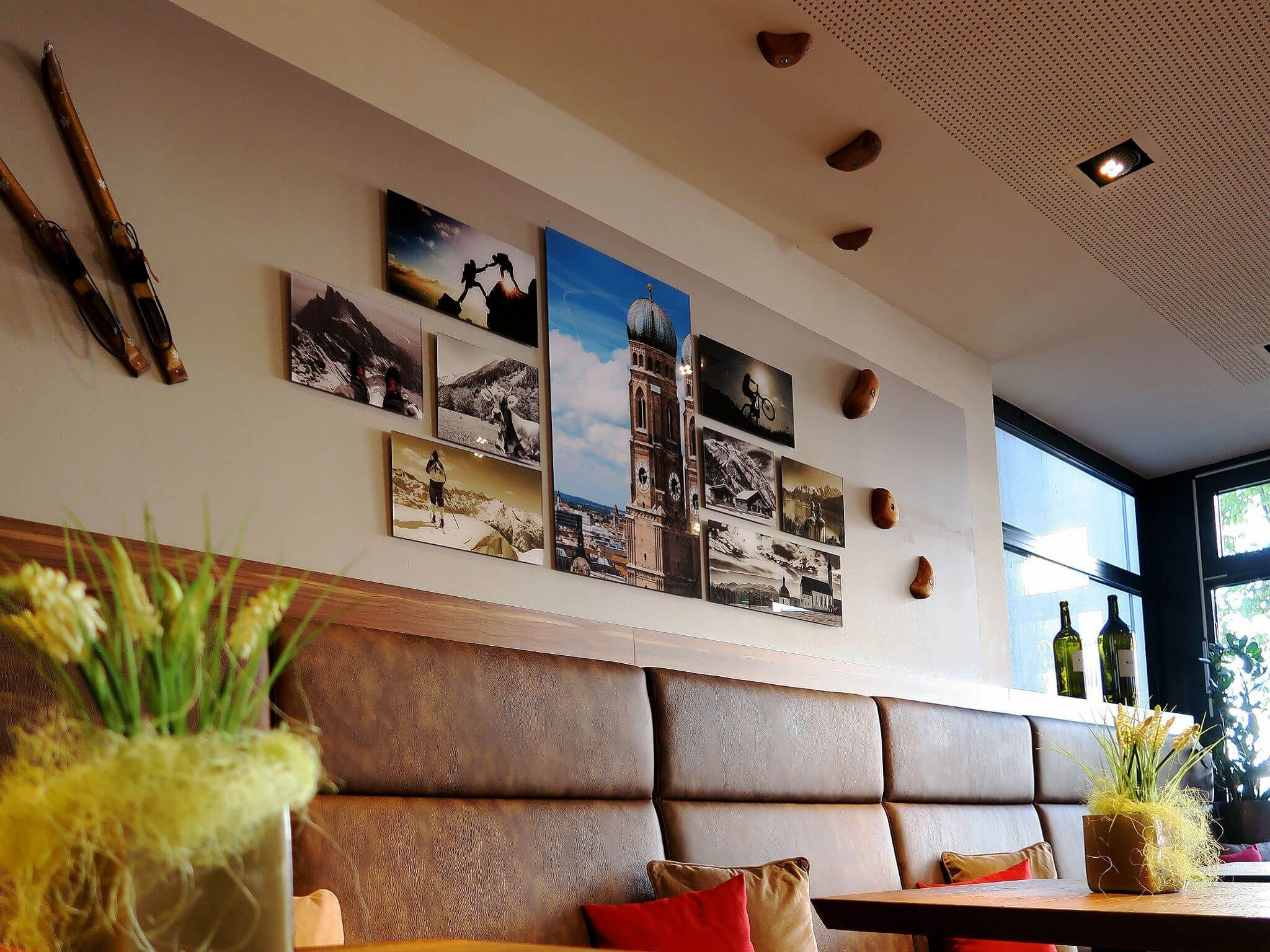 Wanderbar detail - Four Points by Sheraton Munich Central Hotel