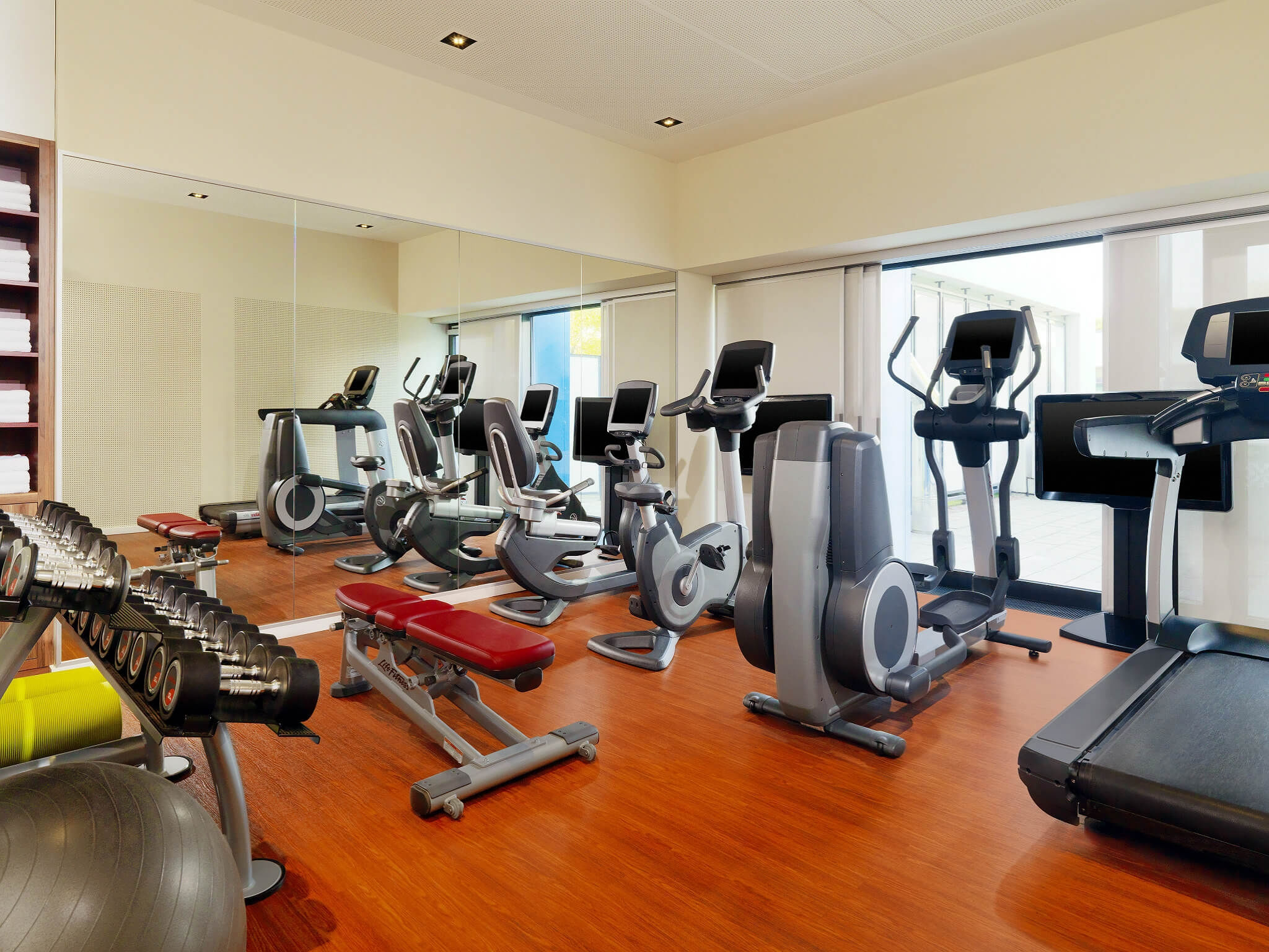 Fitness - City Hotel Munich - Four Points by Sheraton München Central